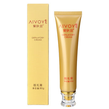 Aivoye Powerful Permanent Hair Removal Cream Stop Hair Growth