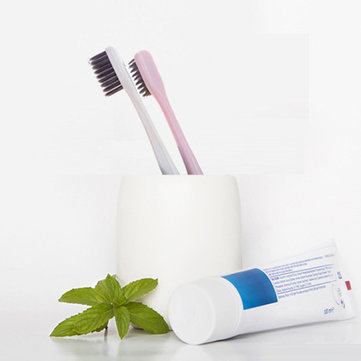 Honana TB-277 Ultra Soft Toothbrush Bamboo Charcoal Brush Care Oral Hygiene Choose Different Color