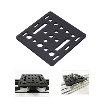 ₹355.58 % Machifit Aluminum V-Slot Gantry Plate for 2020 Aluminum Profiles Extrusions CNC Router Machine Mechanical Parts from Tools, Industrial & Scientific on banggood.com