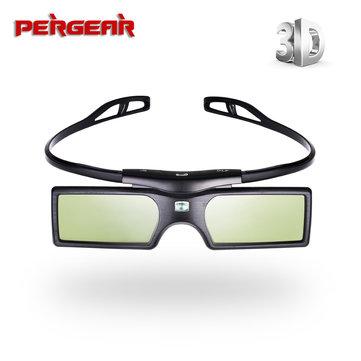 Pergear G15 DLP Link 3D Active Shutter Glasses for Sharp LG Optoma NEC Acer Dell DLP-LINK Projector