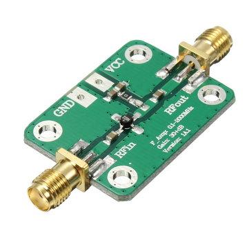 3Pcs 0.1-2000MHz RF Wideband Amplifier Gain 30dB Low Noise Amplifier LNA Board Module