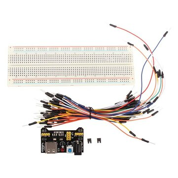 Geekcreit® MB-102 MB102 Solderless Breadboard + Power Supply + Jumper Cable Kits...