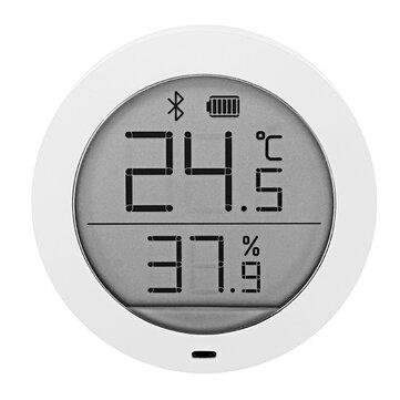 Xiaomi Mijia Bluetooth Capteur de Température et d'Humidité LCD Écran Numérique Thermomètre Hygromètre Humidimètre