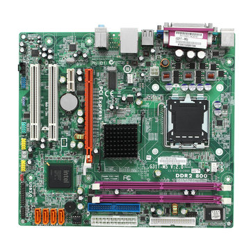 G31-775 MicroATX Motherboard Main Board for Intel LGA 775