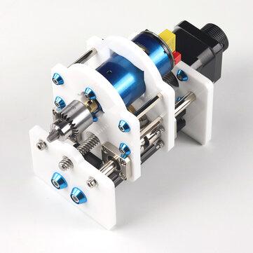 EleksMaker® EleksZAxis Z एक्सिस और स्पिंडल मोटर ड्रिल लेजर इंटीग्रेटेड सीएनसी रूटर के लिए इंटीग्रेटेड सेट DIY अप