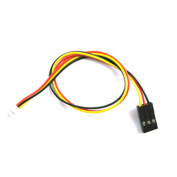 20cm 1.25/1.5mm Pin 3P-DuPont 3P Connecting Cable for CCD FPV Camera