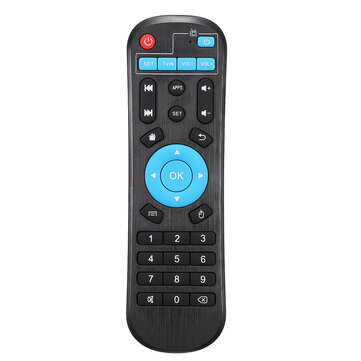 Replacement Remote Control for MECOOL BB2 Pro KB2 Pro M8S Plus RK8 K1 PLUS KIII AE254 TV Box