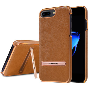 Nillkin Kickstand Hybrid PU PC-sak for iPhone 7 Plus/8 Plus