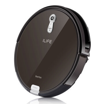 ILIFE X660 Robot Vacuum Cleaner Smart Visual Panoramic Navigation Route Planing Navigation Wet and Dry 1200Pa Suction 2600mAh Battery Life for sale in Litecoin with Fast and Free Shipping on Gipsybee.com