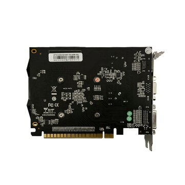 JINGYUE GT730 Graphics Card 4G Independent DDR3 Gaming Desktop In Home Office Audio for Video