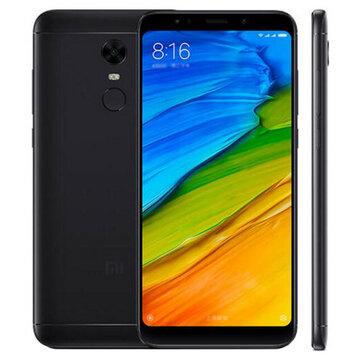 Xiaomi Redmi 5 Plus Empreinte Digitale 5.99 inch 3GB RAM 32GB Snapdragon 625 Octa core 4G Téléphone Intelligent