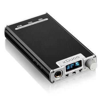 XDuoo XD-05 Portable Audio AMP DAC Headphone Amplifier Support Native DSD Decoding 32bit/384khz
