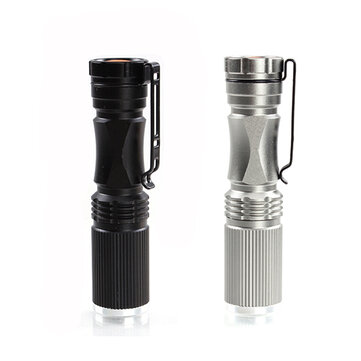 Meco XPE-Q5 600 Lumen 7W Zoomable LED Flashlight For 1xAA 1.2V