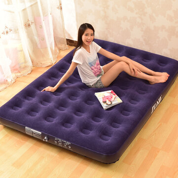 Comfort Airbed Twin Queen King Size Bed, Deluxe Air Bed Queen Size