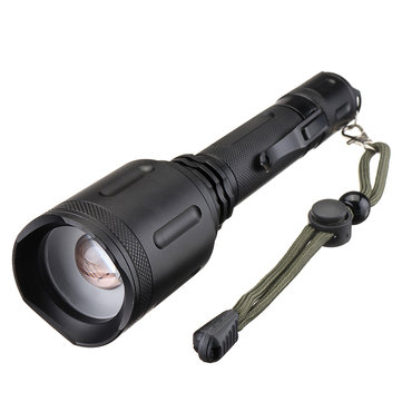 9000LM XHP50 Tactical LED Zoomable Flashlight