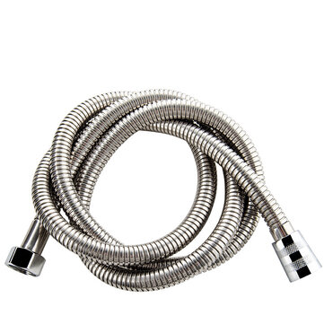 Bathroom 1.5M 2M 3M Flexible Stainless Steel Shower Head Accessory Thickened Spring Shower Head Hose