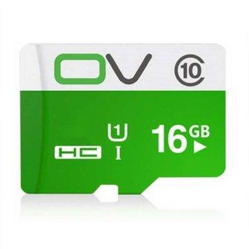OV 16GB Class 10 High Speed TF Card Memory Card For Smart Watch Lenovo Xiaomi Redmi Huawei MEIZU