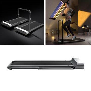 WalkingPad R1 2 w 1 Smart Folding Walking Pad Treadmill APP Tryby zdalnego sterowania Running Machine Outdoor Indoor Sports Gym ...
