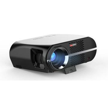 Vivibright GP100 LED Projector LCD 3500 Lumens 1280x800 Pixels 1080P HD