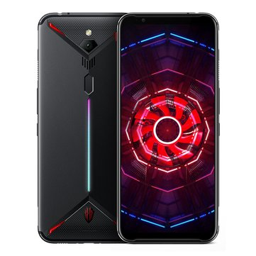 ZTE Nubia Red Magic 3 6.65 Inch FHD+ 5000mAh Android 9.0 48.0MP Rear Camera 8GB 128GB Snapdragon 855 4G Gaming Smartphone