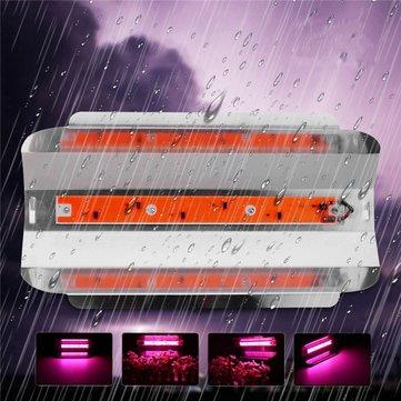 30 W / 50 W / 80 W Volledige Spetrum LED Schijnwerper Waterdichte COB LED Licht Groeien DIY Led Chip AC110V / 220 V