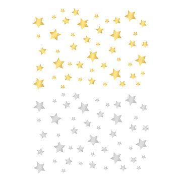 Removable Vinyl Stars Wall Sticker Window Sticker Home Nursery Room Kids Shop Art Decor