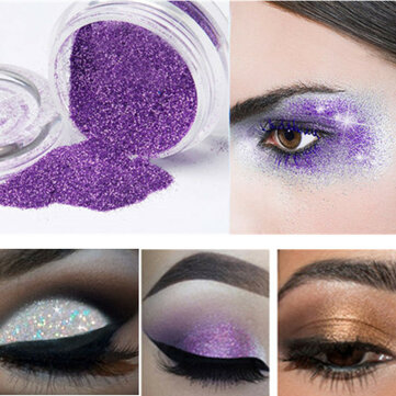 Nail Decoration Makeup Loose Powder Glitter Profession Eyeshadow Beauty Eye Shadow Pigment for sale in Bitcoin, Litecoin, Ethereum, Bitcoin Cash with the best price and Free Shipping on Gipsybee.com