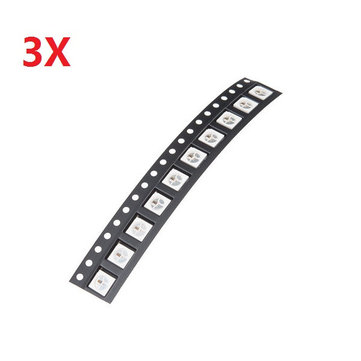 30pcs Rgb WS2812B 4Pin Full Color Drive LED Lights CJMCU for Arduino - products that work with official Arduino boards