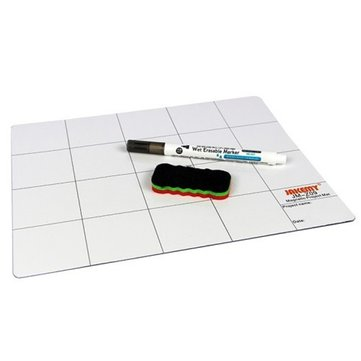 JAKEMY JM-Z09 Magnetic Project Mat with Marker Pen for Cell Phone Repairing Tools