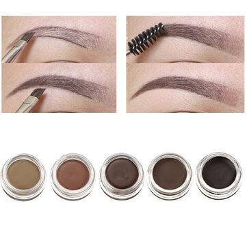 4 Colors Pomade Eyebrow Dyed Cream Makeup Cosmetic Long Lasting Waterproof