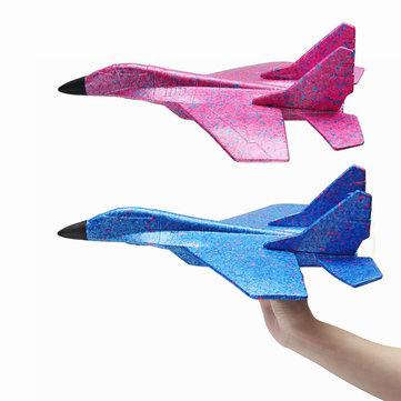 44cm letoun EPP Letadlo pro hračku s rukama vrhání letadla Spuštění letadla kluzáku venkovní model letadla