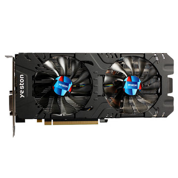 Yeston RX580 2048SP 4G D5 GDDR5 256Bit 1284MHz 7000MHz Gaming...