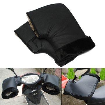 Vandtæt Motorcykel Winter Warm Beskyttende Håndtag Muffs Handsker