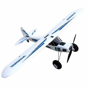Dynam Primo 1450mm Wingspan EPO Trainer RC Airplane PNP DY8971