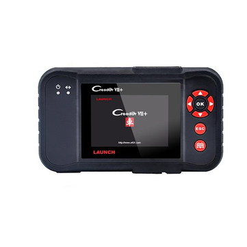 Launch Reader VII Plus Code Reader OBD2 Car Diagnostic Tool Scanner Test Engine ABS SRS Auto OBDII Free Update