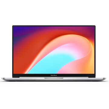 Xiaomi RedmiBook 14 Laptop II 14 inch Intel i5_1035G1 NVIDIA GeForce MX350 16G DDR4 512GB SSD 91% Ratio 100%sRGB WiFi 6 Full_featured Type_C Notebook