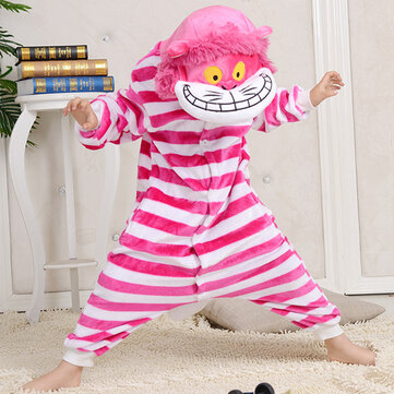 How can I buy Flannel Thickening kids Cute Cartoon Cheshire Cat Pajamas Siamese Sleepwear with Bitcoin