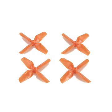 HQProp Micro Whoop Prop 1.2X1.2X4 31mm 0.8mm Shaft 4-blade Propeller For FPV Racing RC Drone