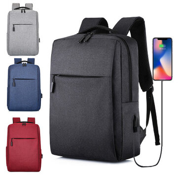 Xiaomi Mi Backpack Classic Business Backpacks 17L Capacity Students Laptop Bag Men Women Bags For 15-inch Laptop