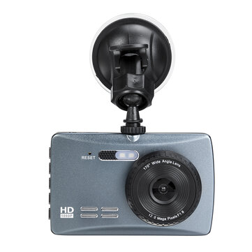 3.5Inch HD 170 Degrees Dual Lens Car DVR Front and Rear Camera Video Dash Cam Recorder Kit for sale in Litecoin with Fast and Free Shipping on Gipsybee.com