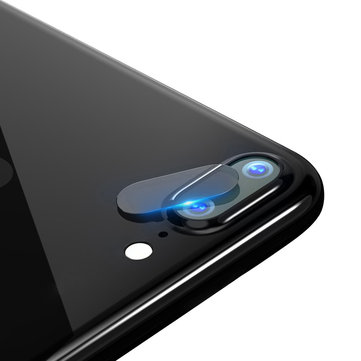 Clear Tempered Glass Camera Lens Protector For iPhone 8 Plus
