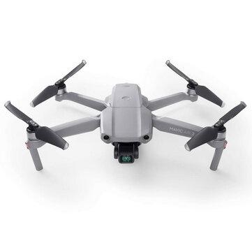 DJI Mavic Air 2 10KM 1080P FPV with 4K 60fps Camera 3-axis Gimbal 8K Hyperlapse 34mins Flight Time FocusTrack RC Drone Quadcopter