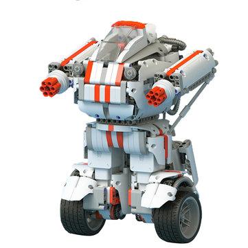 Xiaomi MITU DIY управляемый с телефона сборный робот конструктор