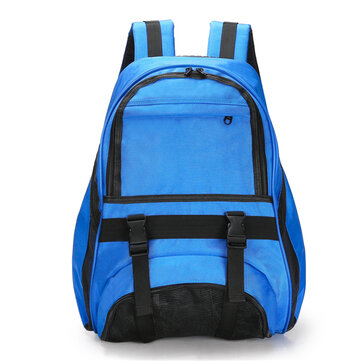 Outdoor 20-35L Sport Gym Bag Basketball Volleyball Football Soccer Pocket Backpack Accessories