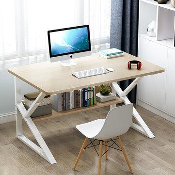 Writing Table Simple Modern Household Computer Desk Simple Students Writing Desk Bedroom Learning Desk For Home Sale Banggood Com