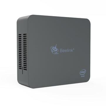 Beelink U55 i3-5005U 8GB 256GB SSD 1000M LAN 5G WIFI bluetooth 4.0 Mini PC Support Windows 10