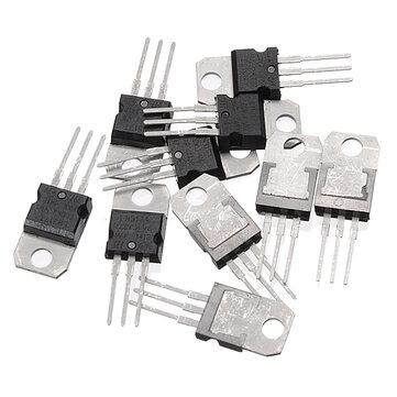 10PCS LM317T TO-220 LM317 TO220 Original IC Adjustable Regulators