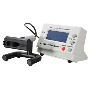 Watch MTG Coaxial Tester Timing Multifunction Timegrapher Machine