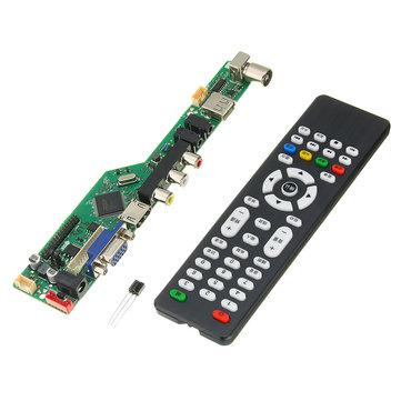 Geekcreit® T.RD8503.03 Universal LCD TV Controller Driver Board PC/VGA/HD/USB Interface