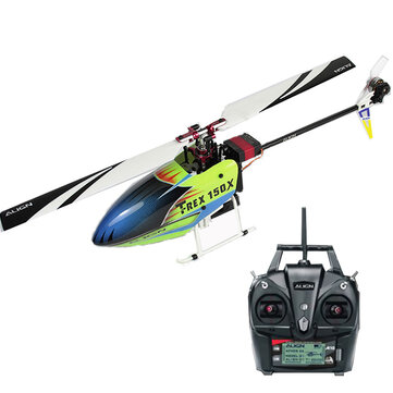 ALIGN T-REX 150X TA 2.4G 6CH Super Combo 3D Mini Helicopter with A10 Transmitter R
